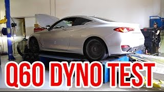 czp concept z performance infiniti 2017 q60 red sport 400 dyno test