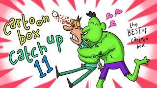 Cartoon Box Catch Up 11 | the BEST of Cartoon Box | Hilarious Cartoon Compilation