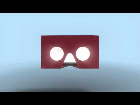 Happy Goggles - A virtual reality headset made from a Happy Meal Box.