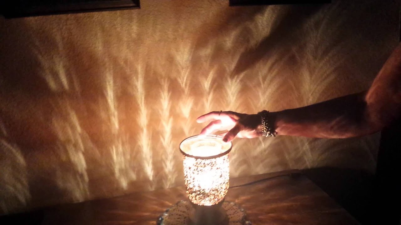 Scentsy amber lampshade warmer demo youtube scentsy amber lampshade warmer demo aloadofball Images