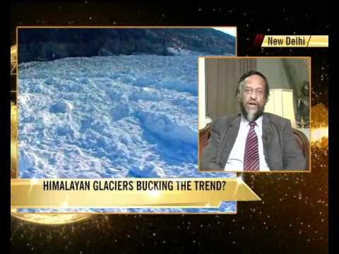 Himalayan Blunder on Glacier melting unravelled and Dr. Pachauri's `voodoo science' 9 Nov 2009