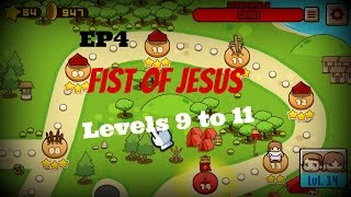 Fist Of Jesus EP4 (PC) Levels 9 to 11 Walkthrough Gameplay