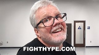 FREDDIE ROACH REACTS TO TYSON FURY STOPPING WILDER; PULLS NO PUNCHES ON EXCUSE & TOWEL THROWN IN