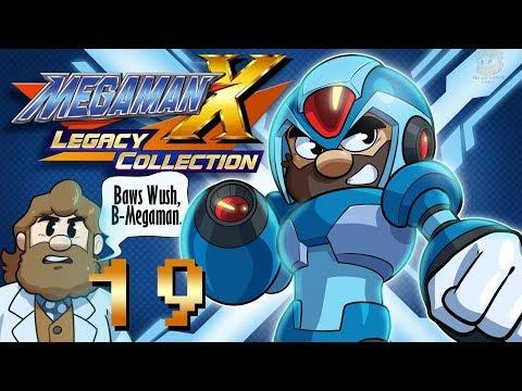 Mega Man X Legacy Collection Volume 1 X Challenge | Let's Play Ep. 19 | Super Beard Bros.