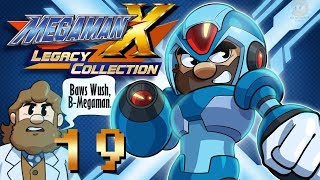 Mega Man X Legacy Collection Volume 1 X Challenge | Let's Play Ep. 19 | Super Beard Bros.