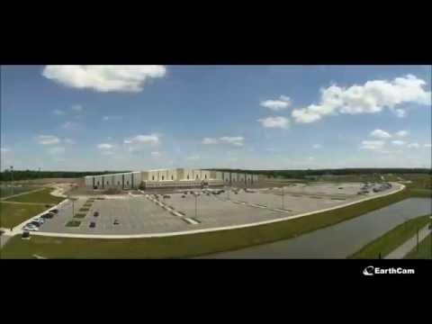 Grand Park Construction Time Lapse Video