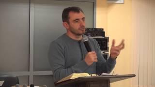 Людмил Ятански - Съдии 3:12-31 - 04.02.2015