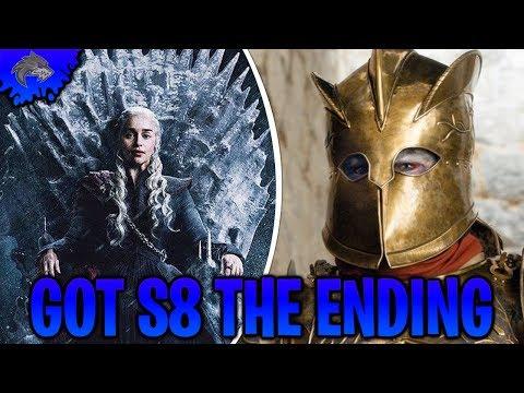 Game of Thrones Season 8 Spoilers Ending Finished Game of Thrones Season 8 Spoilers Cleganebowl!