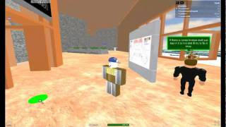 roblox mall episode 1 getting started