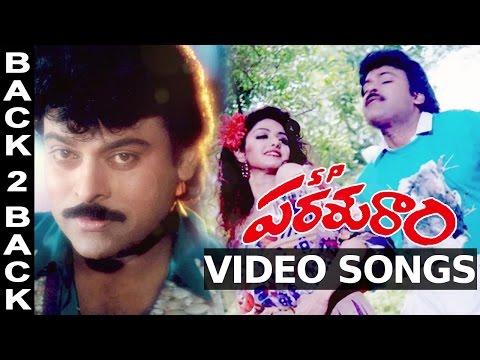 SP Parasuram    Telugu Movie   Back to Back Songs    Chiranjeevi, Sridevi