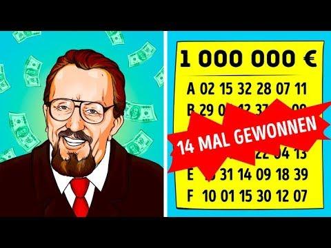 14-maliger Lotto-Gewinner lüftet