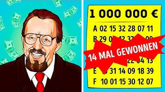 14-maliger Lotto-Gewinner lüftet sein Geheimnis