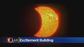 Stockton Astronomical Society Preparing For Solar Eclipse