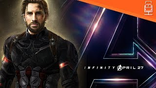 Avengers Infinity War Gets a NEW Release Date