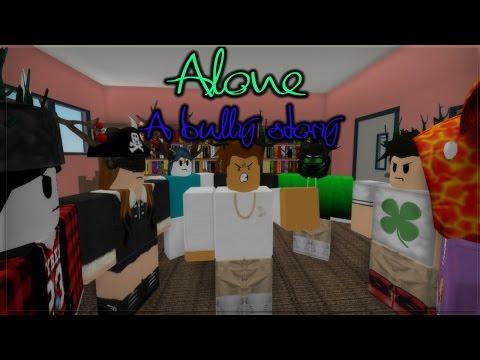 A Roblox Bully Story | Alone - Marshmello