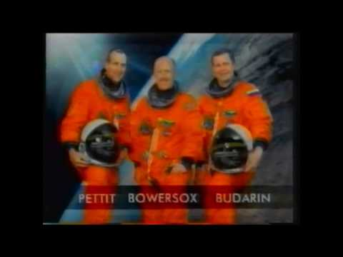 Space Shuttle Columbia disaster news report 2003