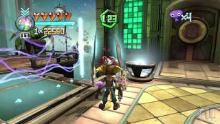 Playstation Move Heroes: Ratchet Challenge Walkthrough [HD]