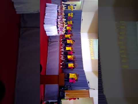 Kawangware friends church Sunday school dance maono song by everlyne muthoka