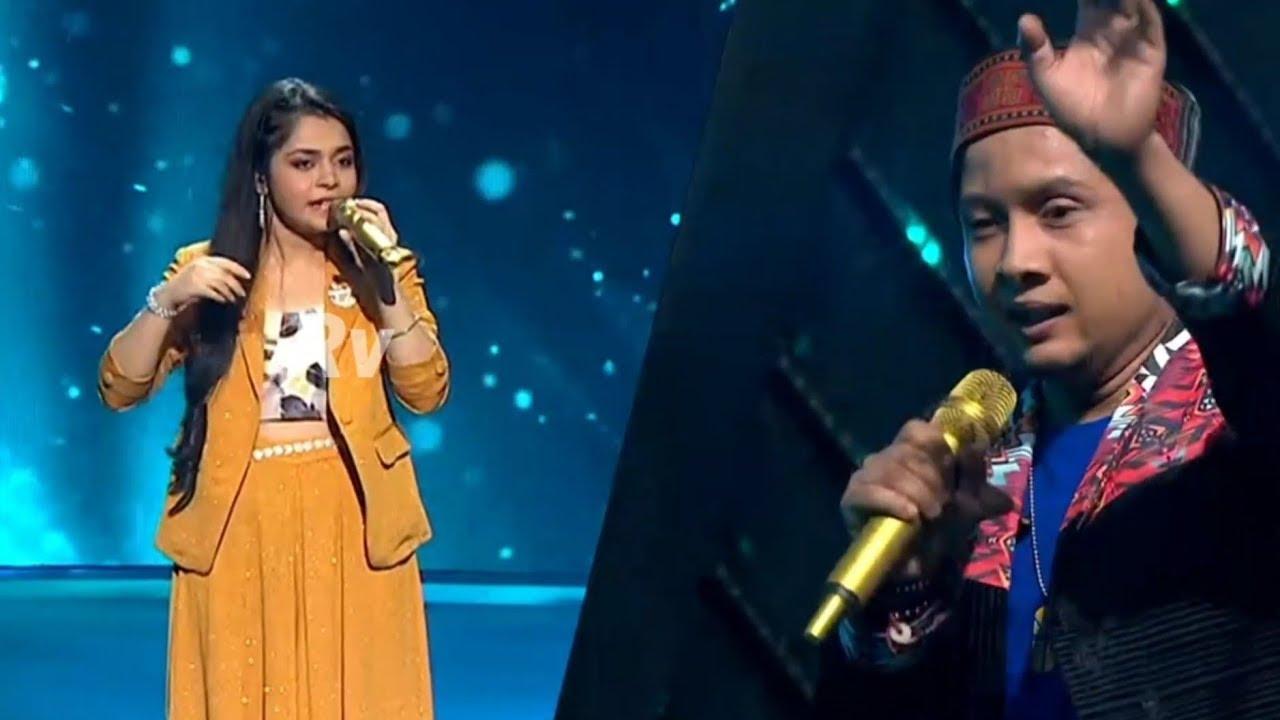 Download Pwandeep Rajan and Anushka Benarji latest performance ।। Luka Chupi
