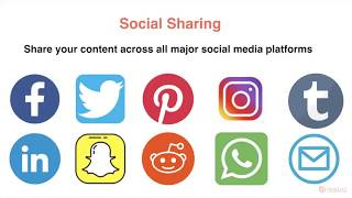 Social Sharing using Issuu Tools