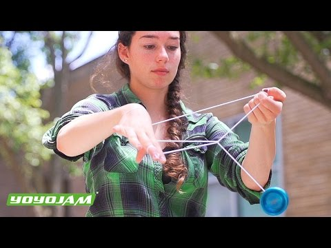 Women's Yoyo World Champion - Tessa Piccillo