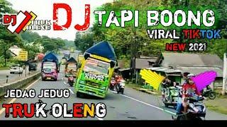 Download DJ TAPI BOONG Terbaru 2021 Versi truk oleng MADURA ASYIK
