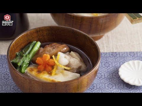 【龜甲萬】日式年糕湯