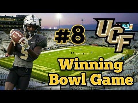 College Football Peach Bowl Game Highlight Commentary (UCF vs Auburn)
