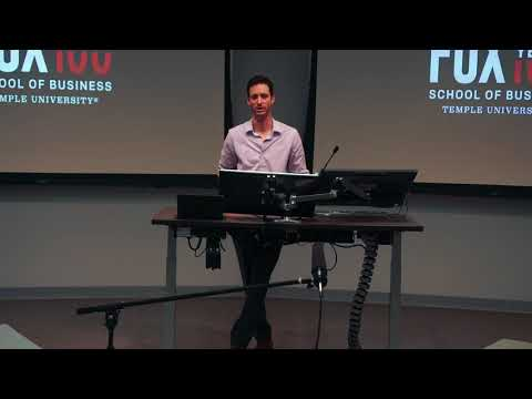 Fox School Of Business Presentation - Fringe Markets