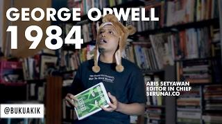 Review 1984 Karya George Orwell