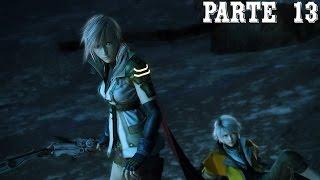Final Fantasy XIII - Parte 13 - El eidolon Odin (PC) Gameplay Español Latino