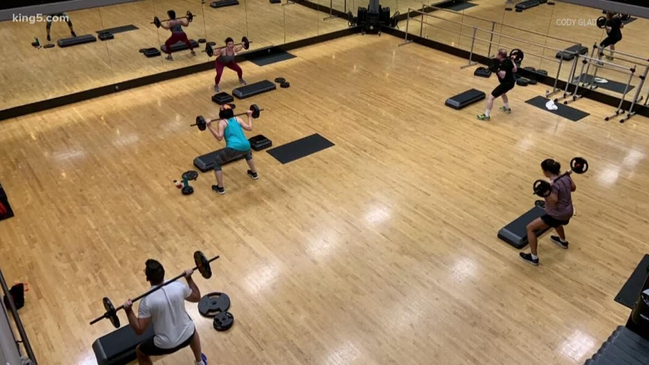 Washington gym owners concerned with new distance guidelines