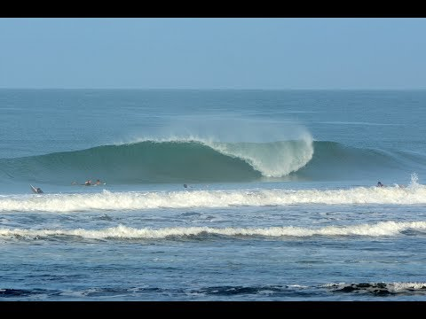 June 21 to 24 2017 Surfing Playa Hermosa Costa Rica