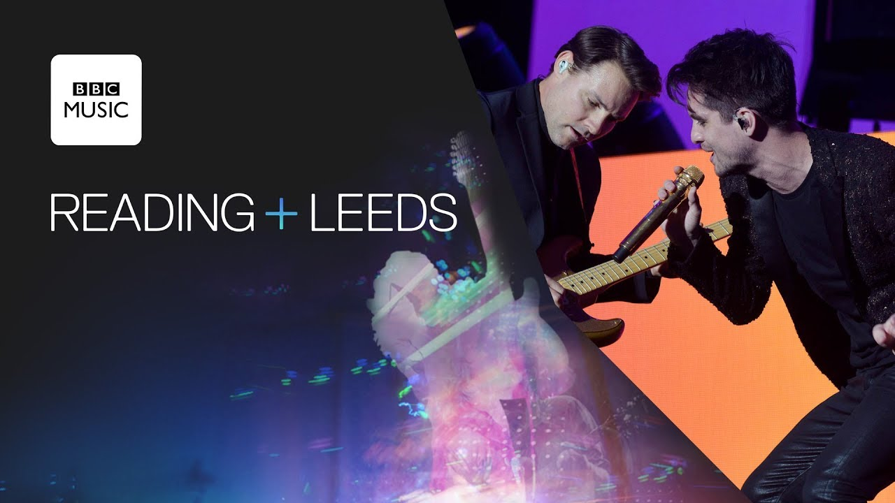 Panic! At The Disco - High Hopes (Reading + Leeds 2018) image