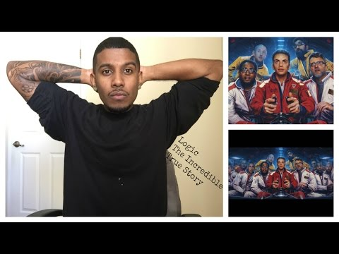 Logic- The Incredible True Story (Reaction/Review) #Meamda