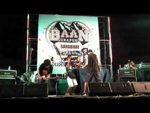 Circle 22 live Indyริมผา Full concert 2012