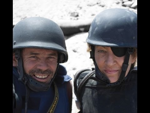 In conversation with Paul Conroy - Under the Wire: Marie Colvin's Final Assignment