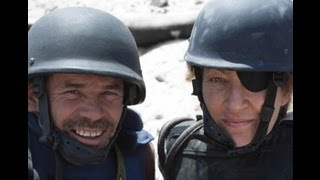 In conversation with Paul Conroy - Under the Wire: Marie Colvin