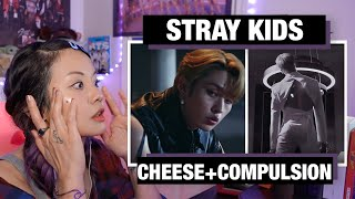 """RETIRED DANCER'S REACTION REVIEW: STRAY KIDS <NOEASY> UNVEIL : """"CHEESE 강박""""!"""
