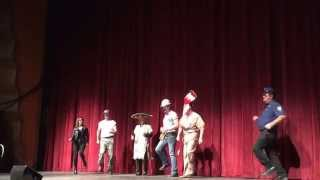 Kaweah People, 2014 Kaweah Delta Talent Show featuring special guest