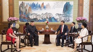 Xi Jinping hails China-DPRK ties in talks with Kim Jong Un