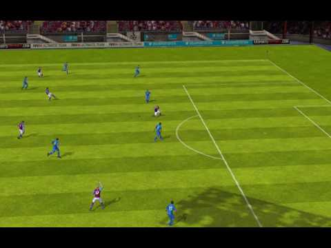 FIFA 14 Android - Burnley VS CD Everton
