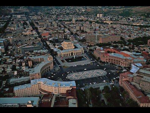 Flying In Erevan By Karen Helicopter RIder