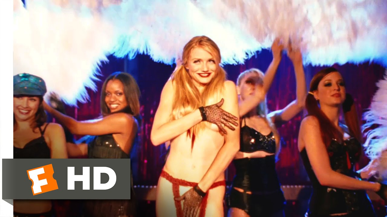 Charlies Angels Full Throttle Striptease Distraction Scene 4 10 Movieclips Youtube