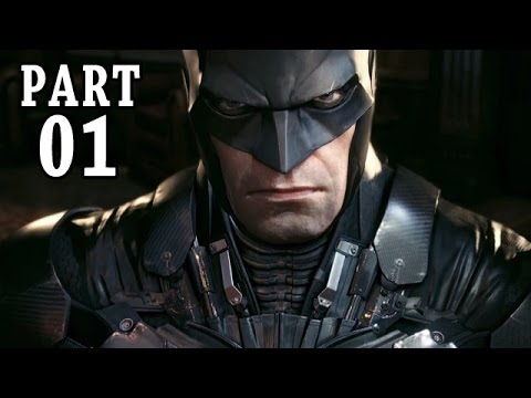 Lets Play Batman Arkham Knight Gameplay German Deutsch PS4 Walkthrough