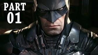 Let's Play Batman Arkham Knight Gameplay German Deutsch Part 1 PS4 - Das Ende von Batman