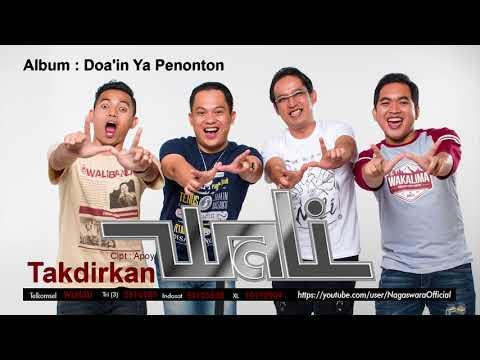 Wali - Takdirkan (Official Audio Video)