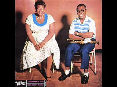 Ella Fitzgerald & Louis Armstrong  Isnt This A Lovely Day