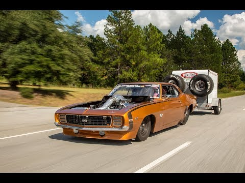 REPLAY: Day 2 – HOT ROD Drag Week from Cecil County Dragway