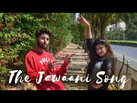 The Jawaani Song - Vishal Dadlani, Payal Dev | Dance Cover | Tejasman Talukdar & Anjalee Yadav